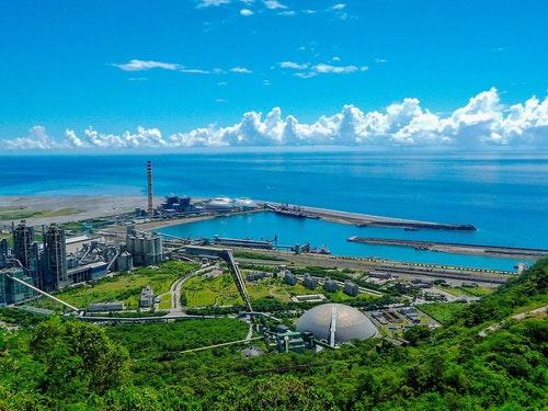 台泥打造和平水泥專區為開放生態工廠