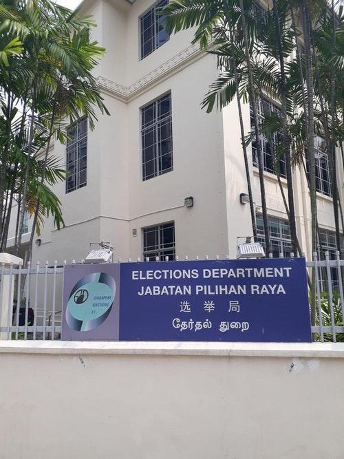星國因應大選 啟動選區檢討委員會