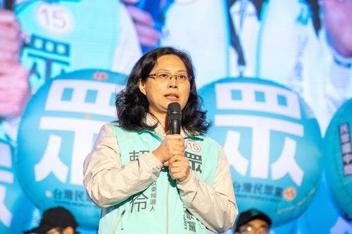 台灣民眾黨賴香伶