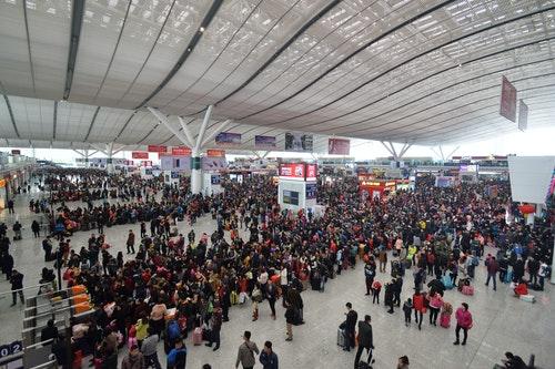 Shenzhen_North_Railway_Station_Concourse