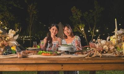 【餐豐露宿】當網美也是要練習的——什麼都不用做的懶人露營怎麼玩?
