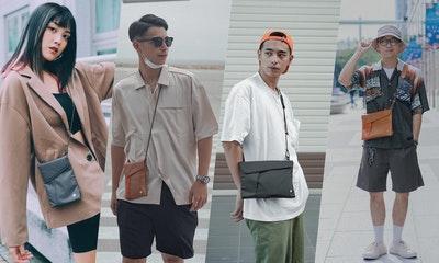 機能與設計之間不須妥協—Moshi Aro Sacoche隨身側包系列陪你在城市街道間自在漫遊