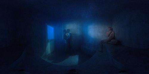 周東彥帶觀眾窺探同志三溫暖,橫陳男體大膽激情,詩意比喻現代人的寂寞
