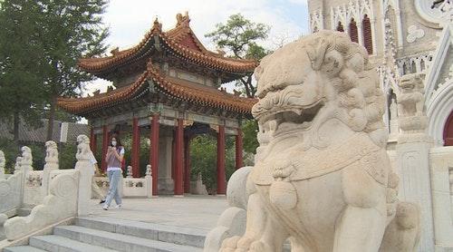 北京西什庫教堂(2)