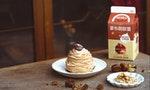 與法國人口中「白色少女」之峰同名的冬季限定甜點——蒙布朗