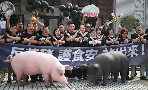 國民黨響應秋鬥上街頭(2)