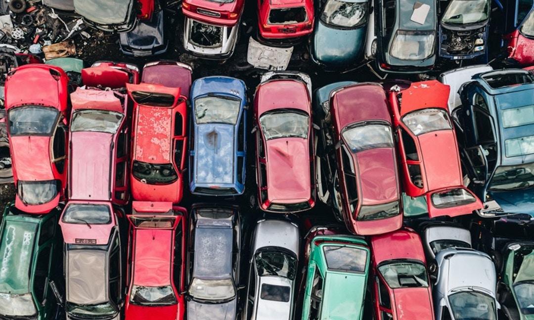 淘汰老舊車輛 輕鬆好空氣就從回收廢汽機車開始