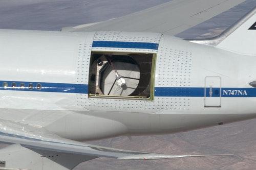 SOFIA_with_open_telescope_doors