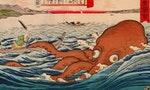 力量與色情的象徵:浮世繪師們筆下的海洋霸主——章魚