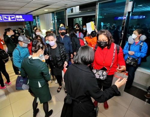 越南禁中國航班一度波及台灣 旅客不滿