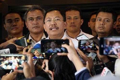 印尼衛生部長保證隔離民眾健康良好