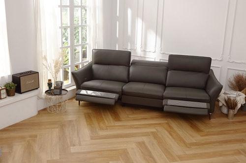 圖一、「大漢家具」打造「大漢嚴選」系列精選電動沙發等家具(圖片來源:大漢家具)