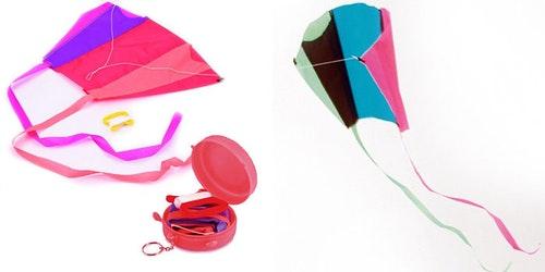 02_賽先生科學工廠|日本KeyringKite口袋摺疊風箏