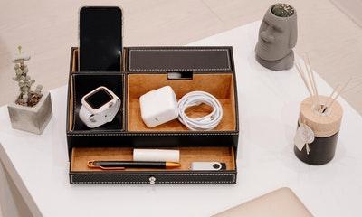 居家辦公室的選物提案,激起「佈置慾」的宜得利小物