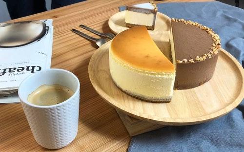 圖一、排隊美食「品好乳酪」蛋糕曾創下單週狂銷上千個的紀錄
