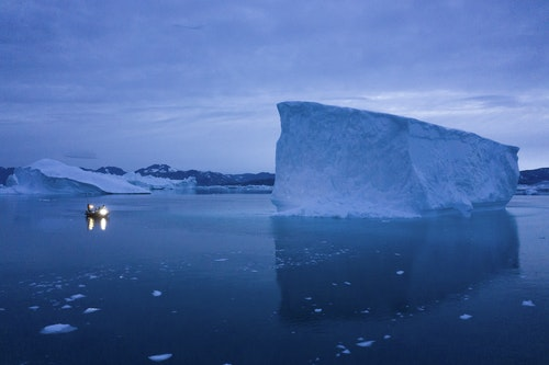 融冰;海冰;北極