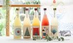 天滿天神梅酒祭開催,百年酒造親釀5款「從前從前」日本果實酒