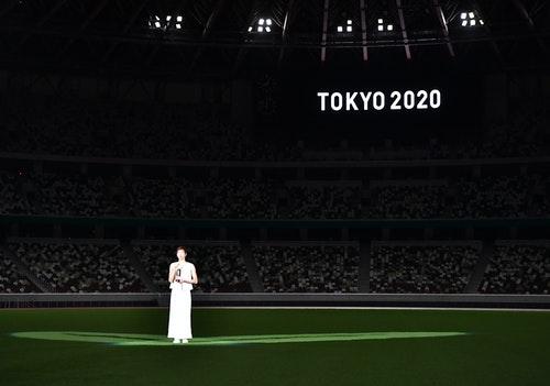 東京奧運倒數一年