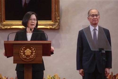 蘇嘉全請辭 李大維接任總統府秘書長