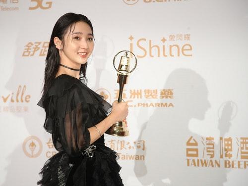 金鐘55 李沐喜獲戲劇節目最具潛力新人獎