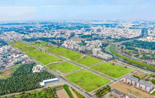高市府開發區土地標售 岡山都心創新高價