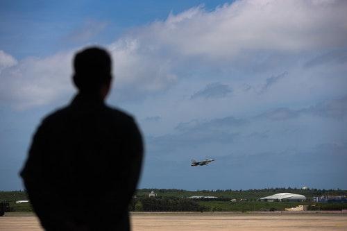 澎湖天駒部隊  IDF戰機緊急起飛監控共軍
