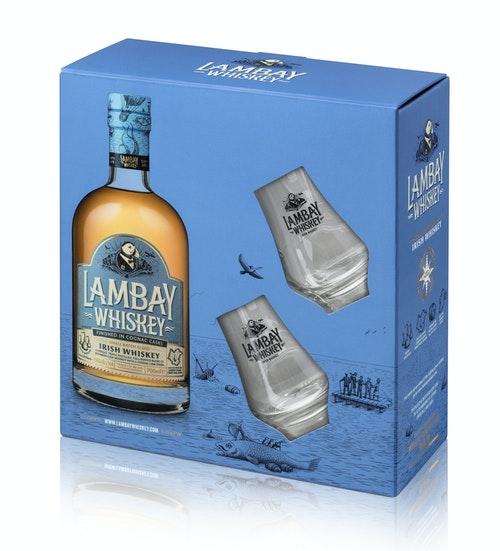 蘭貝干邑桶愛爾蘭威士忌新年禮盒