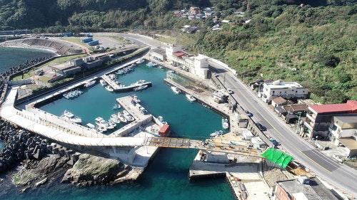 基隆望海巷跨海景觀橋估3月完工