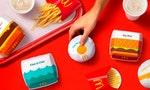 麥香魚游進藍色海浪裡:麥當勞重新設計全球餐點包裝
