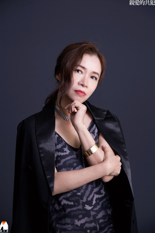 《親愛的共犯》作者_陳雪