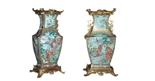 圖_12-6 尚蒂伊宮收藏的清代瓷器