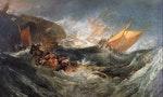 讓地位低下的風景畫也能與肖像畫平起平坐——印象派畫家威廉・透納
