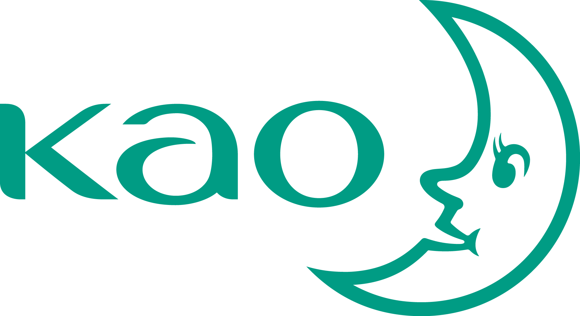 花王 Logo